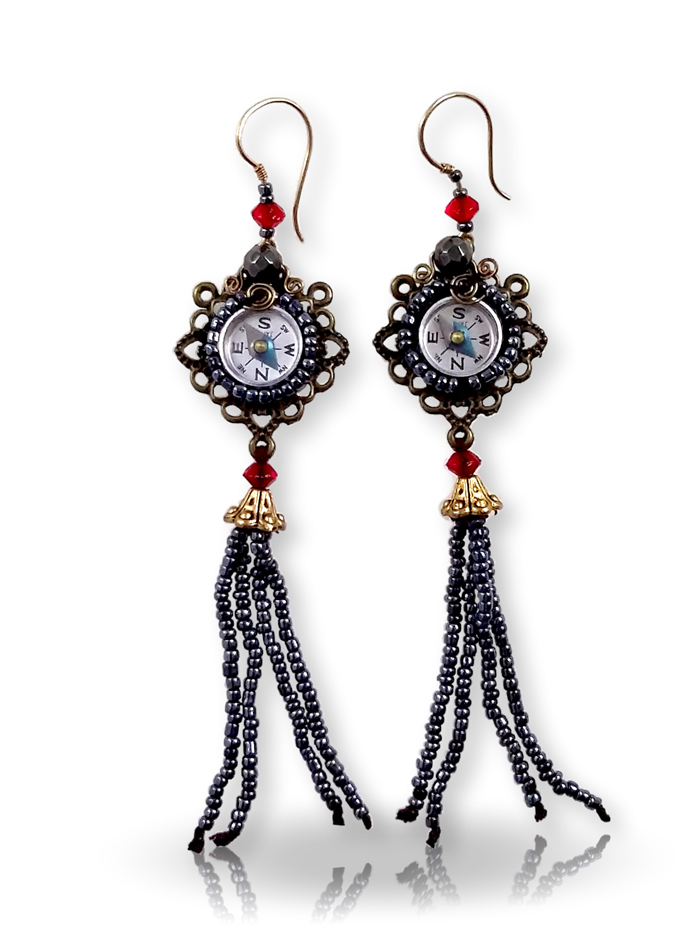 20170203_104532 Ruby Glass Compass Earrings #2_clipped_rev_2 for web